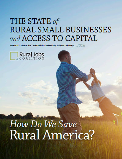 The State of Rural Small Businesses and Access to Capital